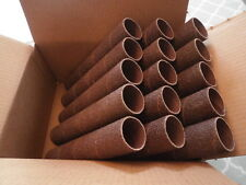 """Spindle Sander Sanding Sleeves, 15 pc, 1-1/2"""" x 9"""", 36g for JET, Grizzly, Delta"""