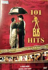 101 R K Film Hits Raj Kapoor - 101 Bollywood Songs DVD, 101 Songs In 3 DVD Set
