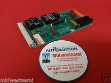 FREESHIPSAMEDAY CROSFIELD 7605-0300-02A SOLID-STATE RELAY MK3 BOARD 7605-0290-00