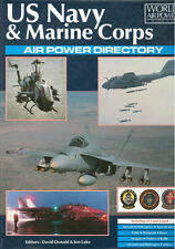 WAPJ SPECIAL US NAVY & MARINE CORPS AIR POWER DIRECTORY USCG HBDJ CARRIERS CVW