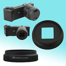 JJC LH-S401II SIGMA LH4-01 Lens Hood Shade dp2 Quattro Compact Digital Camera