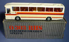 CONRAD 420 Mercedes Benz Fernreise Bus 0303 RHS MIB 1:40 vintage model car B162