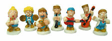 Wade/Tetley Whimsie Band, set of 7, height approx 1-1 1/2""