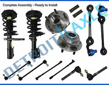 Brand New 14pc Complete Front Quick Strut and Spring Suspension Kit for Chrysler