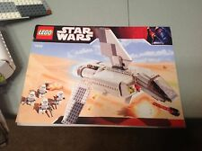 LEGO 7659 Star Wars Imperial Landing Craft with instructions
