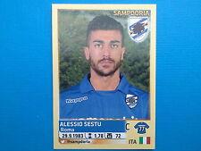 Figurine Calciatori Panini 2013-14 Aggiornamenti - A83 Sestu Sampdoria