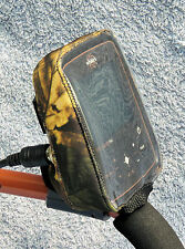 WHITES TREASURE MASTER CONTROL BOX COVER CAMO NEOPRENE-METAL DETECTOR