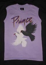 VINTAGE PURPLE RAIN PRINCE AND THE REVOLUTION WORLD TOUR 1984-85 T-SHIRT MEDIUM