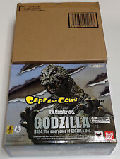 Bandai Tamashii Nations S.H. Monsterarts GODZILLA 1964 EMERGENCE Figure 2015