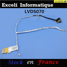 LCD LED ECRAN VIDEO SCREEN CABLE NAPPE DISPLAY HP pavilion dv6-BC35DX dv7-6000