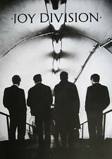 JOY DIVISION POSTER TUBE STATION