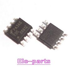 50 PCS FDS6681Z SOP-8 FDS6681 6881Z SMD-8 PowerTrench MOSFET