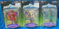 Power Rangers Super Legends Mystic Force MOC MIP Lot Bandai Red Green Solaris