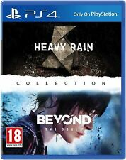 Heavy Rain & Beyond Two Souls Collection (Playstation 4 PS4) BRAND NEW