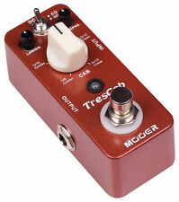 MOOER TresCab Guitar Cabinet Simulator Pedal w/ True Bypass Tres Cab
