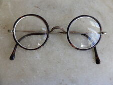 Antique faux tortoiseshell spectacles