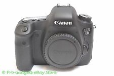* mint * Canon EOS 6D 20.2MP wifi gps-seulement 429 activations-garantie de 6 mois