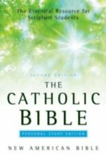 The Catholic Bible, Personal Study Edition: New American Bible-ExLibrary
