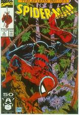 Marvel Comics Postcard: Spiderman # 8 cover (Todd McFarlane) (Estados Unidos, 1991)