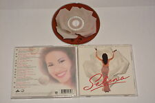 SELENA - SOUNDTRACK - MUSIC CD RELEASE YEAR: 1997