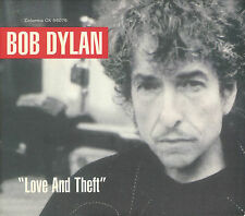 Bob Dylan ~ Love and Theft ~ 2-Disc CD Set