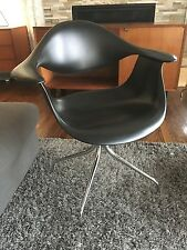 Eames George Nelson Herman Miller swag leg DAF shell chair mid century modern kn