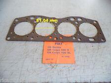 FIAT 128 BERLINA-COUPE' 1100cc -  GUARNIZIONE TESTATA D/81,04 MM