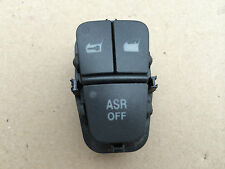 FIAT CROMA 05-11 DOOR CENTRAL LOCKING ASR OFF DISABLE CONTROL SWITCH