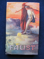 FAUST - PHOTOPLAY of F. W. MURNAU's Silent Film with EMIL JANNINGS & GOSTA EKMAN