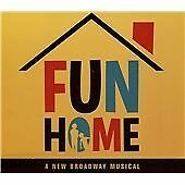 MICHAEL CERVERIS /BETH MALONE - FUN HOME - Broadway Musical  (CD) Sealed