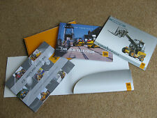 JCB TELETRUK PRESENTATION FOLDER 9999/4781 05/04 Issue 2 Circa 2004