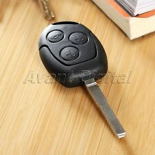 Remote Key Shell 3 Buttons Repair for 2004-2011 FORD C-Max Fiesta Focus Galaxy