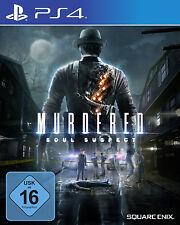 Murdered: Soul Suspec Gebrauchtes PS4-Spiel #2000
