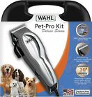WAHL Pet Pro Thick Hair Complete Heavy Duty Pet Clipper 13 Pcs Kit USA
