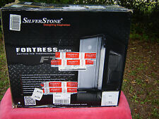 Silverstone Fortress SST-FT04B-W (Black) Full Tower PC Desktop Case Extended-ATX