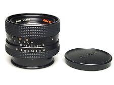 Rollei HFT Planar 50mm f/1.4 F. ROLLEIFLEX QBM