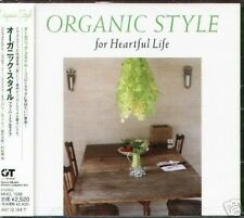 ORGANIC STYLE for Heartful Life - Japan CD - NEW Arico