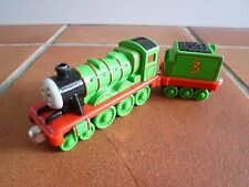 Henry Tramways Thomas & Friends Toys Train Diecast Metal Learning Curve 2002 [a1