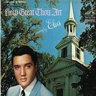 ELVIS PRESLEY how great thou art U.S. RCA LP LSP-3758_1967 NEAR MINT COVER