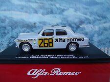 1/43 M4 (Italy) Alfa romeo 1750 Berlina 1968