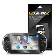2X EZguardz LCD Screen Protector Skin Cover HD 2X For Sony Playstation Vita Slim