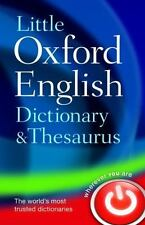 Little Oxford Dictionary and Thesaurus (Dictionary/Thesaurus)