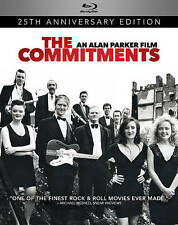 The Commitments Blu Ray Brand New Movie Ships Worldwide
