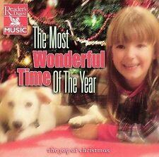 The Most Wonderful Time of the Year [Reader's Digest] (NEW CD)