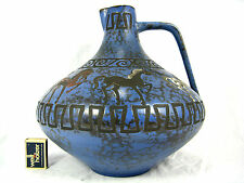 "BEAUTIFUL 60´s WGP CERAMANO ""PERGAMON"" JUG VASE HANS WELLING DESIGN 201"