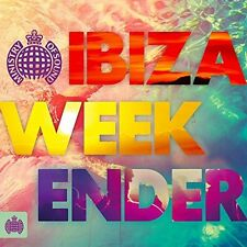 Ministry of Sound - Ibiza Weekender - Various Artists 3CD *NEW DISCS*