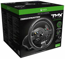 THRUSTMASTER TMX 4468008 DRIVING RACING STEERING WHEEL & PEDALS FOR XBOX ONE PC