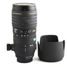 Sigma AF 70-200mm f/2.8D  APO  Lens Nikon