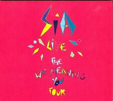 Sia - The We Meaning You Tour - Live In London 2010 - 2 CD - New & Unplayed