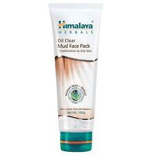 Himalaya Herbals Ayurvedic Oil Clear Mud Face Pack 100 gm Mask